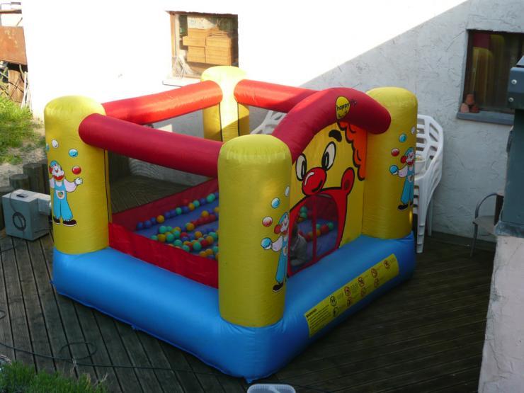 Petit chateau gonflable a vendre - Structure gonflable a vendre ...